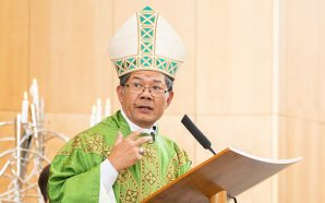 'Dear Friends' – Bishop Vincent's Homily from 13 February 2021