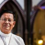 Cardinal Bo's message of peace for Myanmar on Divine Mercy Sunday
